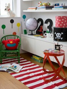 kids themed room