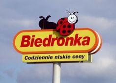 #biedronka