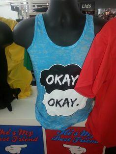 Tfios, Its Okay, Sports, Fashion, Its Ok, Hs Sports, Moda, Fashion Styles, Sport