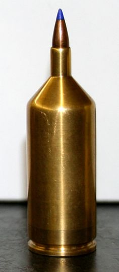 The .22 Eargesplitten Loudenboomer round - it was designed to break 5000 FPS only to have failed by traveling 4600 FPS