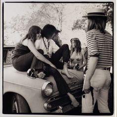 Rancho Olompali, May 31 & June 1, 1966
