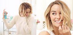 Lauren Conrad Hairinspiration: Sommer-Frisur für den Bob