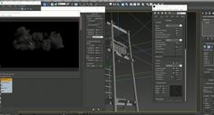 Free 8-hours FumeFX and thinkingParticles training from Allan McKay    CG Daily News