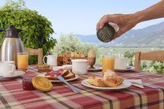 Home made #breakfast #vegetarian #slow_food