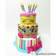 Shokins Cake