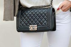 Taschen von Chanel: die schönsten Street-Styles - VOGUE