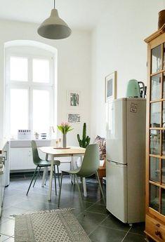 Umgestellt | SoLebIch.de Foto: pixi87 #solebich #küche #ideen #streichen #wandgestaltung #skandinavisch #ordnung #offene #einrichtung #gestalten #arbeitsplatte #dekoration #renovieren #insel #kitchen #interior #interiorideas