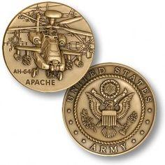 AH-64 Apache.  https://store.nwtmint.com/product_details/3749/AH_64_Apache/