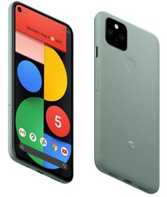 Google Unveils New Flagship Pixel 5 Smartphone With 5G and $699 Price Tag - MacRumors
