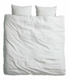 Linen sheets H&M Home