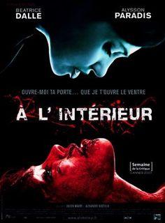 À l'intérieur (Inside) - Original title: À l'intérieur - Directed by: Alexandre Bustillo, Julien Maury - Country: France - Release date: 2007