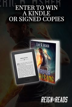 Win a Kindle Paperwhite or Signed Copies from Bestselling Author Eric R. Asher  http://www.reignofreads.com/giveaways/win-a-kindle-paperwhite-author-eric-r-asher/?lucky=9827