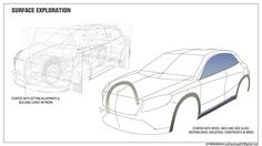 It was a school project. Brief for this project was to model Mercedes Benz GLA by keeping class A constraints in mind.