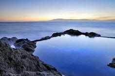 PARQUE NATURAL CABO DE GATA, ALMERIA, SPAIN  National Park of Cabo de Gata in Almeria, Spain. Famous for his landscapes of volcanic origin and its natural.