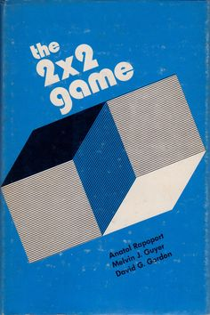 The 2x2 Game (Design by Don Ross, 1976)