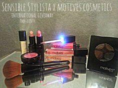 Sensible Stylista: Motives Cosmetics #Giveaway