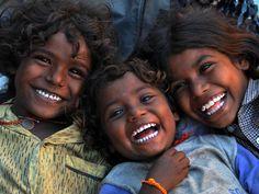 Un sourire ne coûte rien et produit beaucoup. Démonstration en 18 clichés qui…