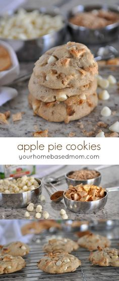 Apple Pie Cookies Re