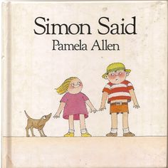 early book by Pamela Allen published 1985