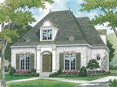 Exceptional Small French Country House Plans #6 French Country Cottage House Plans