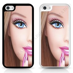 Barbie-Princess-Pink-lipstick-cover-case-fits-iPhone-iPod-Samsung-Sony