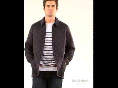 Catwalk video featuring the Mens Barbour Heritage Liddesdale Quilted Jacket. Available from BarbourByMail - http://www.barbourbymail.co.uk/Barbour-Heritage-Liddesdale-Jacket.html - the official online partner of Barbour.