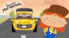 Cartoni animati per bambini: La dottoressa Mac Wheelie e le avventure de...