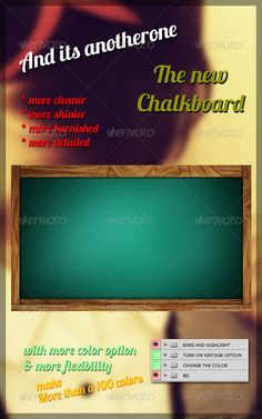 The New Chalkboard