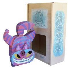 Timber Pop Culture Toys : Amanda Visell Wooden Idols