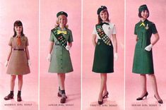 Retro Rover: Are You Perhaps Affiliated With The Girl Scouts?