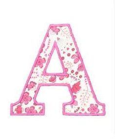 image search results for pink letter a alphabet a