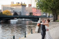 Milwaukee Gesu-Performing Arts Center Wedding Photographer | Andy and Andrea » Little Giant Photography