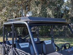 Full Size 570 And 900 Crew Roof With Polk Audio Sound And Dome Light. One.  Audio SoundPolaris Ranger ...