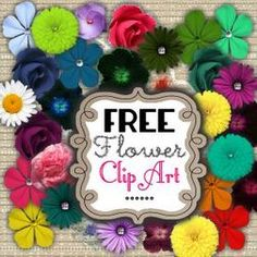 Free Printable Flowers From Sweetly Weebly
