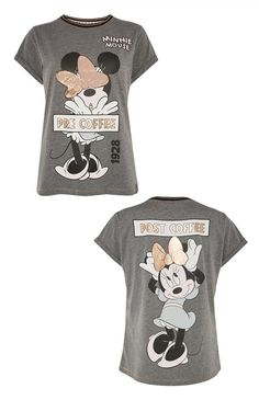 Primark - Minnie Mouse Pyjama Top