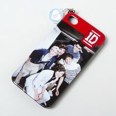 Calling all Directioners: One Direction iPhone Cover <-------- I have one it is an iPod case though