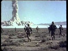 Atomic Bomb Test on human subjects