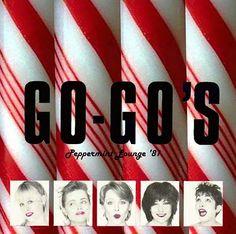 Go-Go's Peppermint Lounge 1981 #vintage