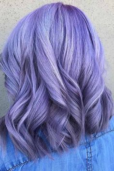 33 Cool Ideas of Purple Ombre Hair Here you will find a list of 33 photos with bold purple ombre hairstyles inducing lavender, pink and stunning purple ombre hair colors. http://glaminati.com/cool-ideas-purple-ombre-hair/