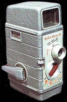 Bell & Howell 8mm Movie Camera