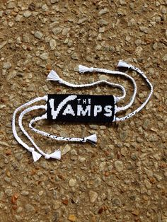 The Vamps Friendship Bracelet on Etsy, $17.00