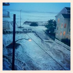 Sea Isle City during Sandy! Sea Isle City, Stormy Sea, Friends Laughing, Hurricane Sandy, Jersey Girl, Places Of Interest, Natural Disasters, Ocean Waves, My Happy Place