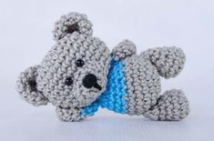 Mesmerizing Crochet an Amigurumi Rabbit Ideas. Lovely Crochet an Amigurumi Rabbit Ideas. Amigurumi Free, Crochet Amigurumi, Crochet Teddy, Crochet Bear, Cute Crochet, Amigurumi Patterns, Crochet Animals, Crochet Dolls, Crochet Patterns