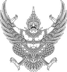 2000px-Garuda_Emblem_of_Thailand_(Monochrome).svg.png (2000×2125)