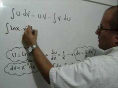Integral por Partes: Julio Rios explica cómo resolver una integral por el Método de Integración por Partes.