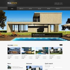 Describe this design with a single word!   Real Estate Agency Website Template CLICK HERE! live demo  http://cattemplate.com/template/?go=2ewmMQ6  #templates #graphicoftheday #websitedesign #websitedesigner #webdevelopment #responsive #graphicdesign #graphics #websites #materialdesign #template #cattemplate #shoptemplates