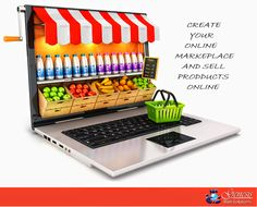 Now make your #Computer  your online  #Shop   #Create  your #online   #marketplace  and  #Sell   #products  and  #services   #online  with #Genesis   #Web   #Solutions