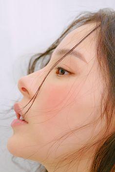 Min Hyo Rin for Elle Korea September Photographed by Kim Oi Mil Korean Natural Makeup, Korean Makeup, Korean Beauty, Asian Beauty, Beauty Makeup, Hair Makeup, Hair Beauty, Aesthetic Makeup, Aesthetic Girl