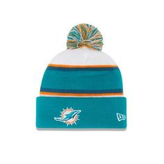Miami  Dolphins New Era® 2013 On Field Sport Knit Hat. Click to order 7d0adda15