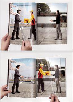Cool DHL ad!